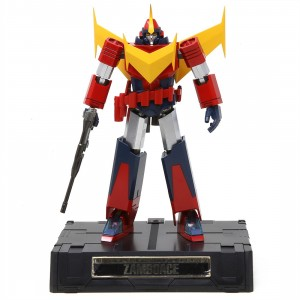 Bandai Soul Of Chogokin GX-81 Zamboace Invincible Super Man Zambot Figure (red)