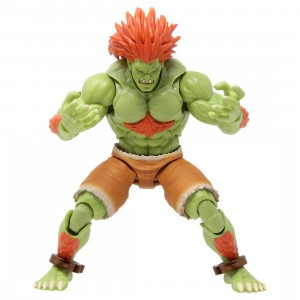 Bandai S.H.Figuarts Street Fighter Blanka Figure (green)