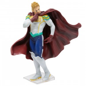 Bandai Ichiban Kuji My Hero Academia Next Generations! Feat. Smash Rising Mirio Togata Figure (white)