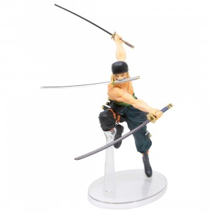 Bandai Ichiban Kuji One Piece Zoro Great Banquet Figure (tan)