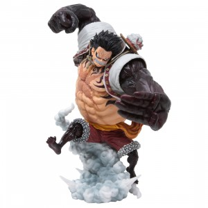 Bandai Ichiban Kuji One Piece Luffy Gear 4 Boundman Battle Memories Figure (tan)