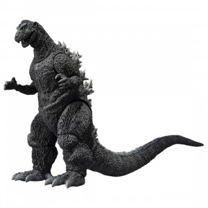Bandai S.H. MonsterArts Godzilla 1954 Figure (gray)