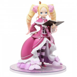 Bandai Ichibansho Re:Zero Starting Life in Another World Beatrice Story To Be Continued Figure (pink)