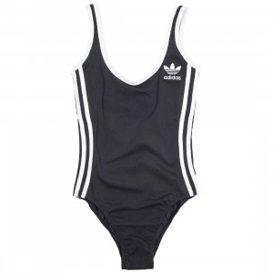 Adidas Women 3-Stripes Bodysuit (black)