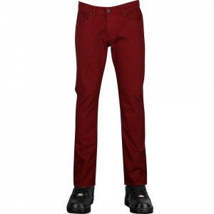 BLKWD The Standard Jeans (burgundy)