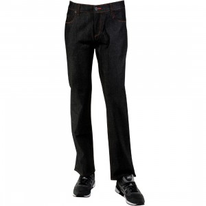 BLKWD Blk Zoo Raw Jeans (black)