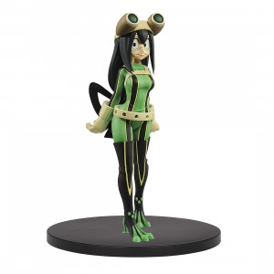 PREORDER - Banpresto My Hero Academia Age Of Heroes Froppy And Uravity Tsuyu Asui Figure (green)