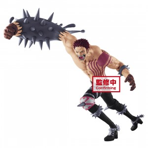PREORDER - Banpresto One Piece Battle Record Collection Charlotte Katakuri Figure (tan)