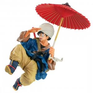 Banpresto Dragon Ball Z Banpresto World Figure Colosseum 2 Vol. 5 Goku Normal Color Ver Figure (red)