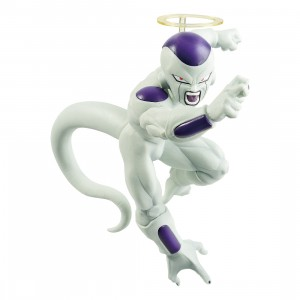 Banpresto Dragon Ball Super Tag Fighters Frieza Color Variant Figure (white)