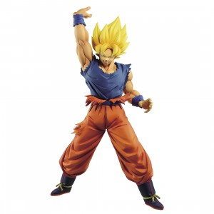 PREORDER - Banpresto Dragon Ball Z Maximatic The Son Goku Vol. 4 Figure (orange)