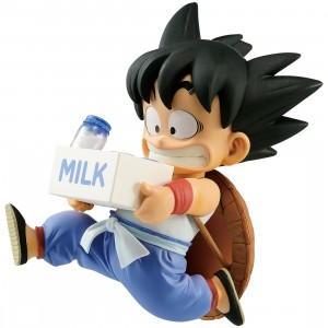 PREORDER - Banpresto Dragon Ball Z Banpresto World Figure Colosseum 2 Vol. 7 Goku Figure - Ver. A Normal Color (blue)
