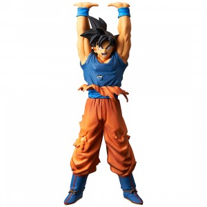 PREORDER - Banpresto Dragon Ball Super Goku Give Me Energy Spirit Ball Special Figure (blue)
