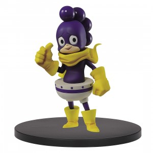 PREORDER - Banpresto My Hero Academia Age Of Heroes Grape Juice Minoru Mineta Figure (purple)
