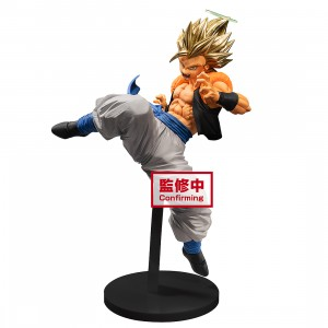 PREORDER - Banpresto Dragon Ball Z Blood Of Saiyans Special Ver. 9 Super Saiyan Gogeta Figure (gold)