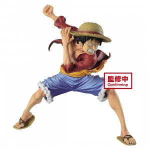 PREORDER - Banpresto One Piece Maximatic Monkey D. Luffy I Figure (red)