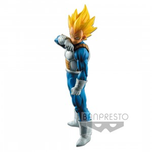 PREORDER - Banpresto Dragon Ball Z Resolution Of Soldiers Vol. 2 Super Saiyan Vegeta Figure (blue)