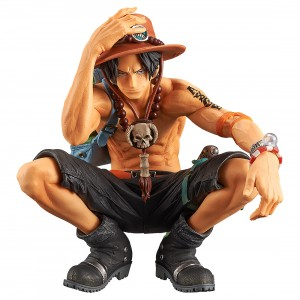 PREORDER - Banpresto One Piece King of Artist Portgas D. Ace Special Ver. A Figure Re-run (tan)