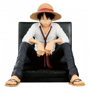 PREORDER - Banpresto One Piece Creator x Creator Monkey D. Luffy Ver. A Figure Re-run (black)