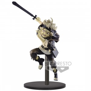 PREORDER - Banpresto DXF Black Clover Vol. 2 Asta Figure (black)