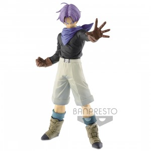 PREORDER - Banpresto Dragon Ball GT Ultimate Soldiers Trunks Figure (purple)