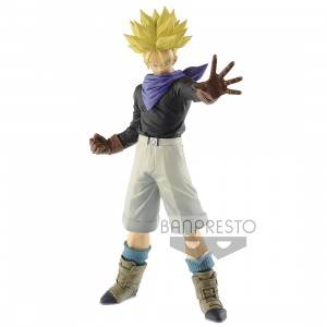 PREORDER - Banpresto Dragon Ball GT Ultimate Soldiers Super Saiyan Trunks Figure (gold)