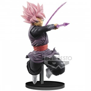 PREORDER - Banpresto Dragon Ball Super G x Materia The Goku Black (pink)