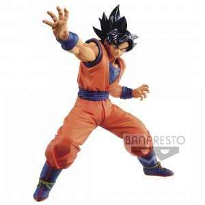 PREORDER - Banpresto Dragon Ball Super Maximatic The Son Goku VI Figure (orange)