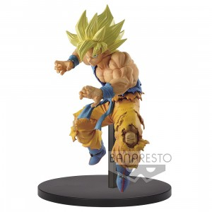 PREORDER - Banpresto Dragon Ball Super Son Goku Fes!! Vol 13 Super Saiyan Son Goku Figure (gold)