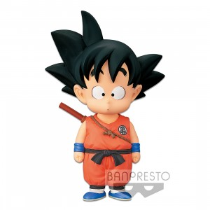 PREORDER - Banpresto Dragon Ball Collection Vol. 3 Son Goku Figure (orange)