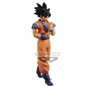 PREORDER - Banpresto Dragon Ball Z Solid Edge Works Vol.1 Son Goku Figure (orange)