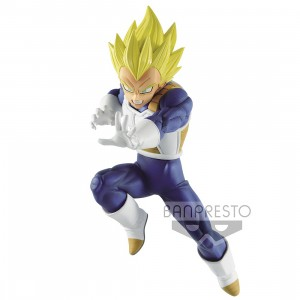 PREORDER - Banpresto Dragon Ball Super Chosenshi Retsuden II Vol. 5 Super Saiyan Vegeta Figure (blue)
