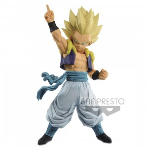 PREORDER - Banpresto Dragon Ball Legends Collab Gotenks Figure (yellow)
