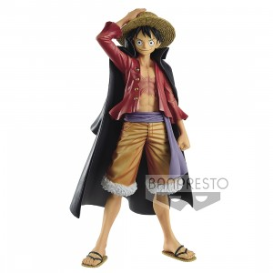 PREORDER - Banpresto DXF One Piece The Grandline Men Wano Kuni Vol. 11 Monkey D. Luffy Figure (red)
