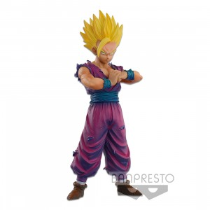 PREORDER - Banpresto Dragon Ball Z Resolution Of Soldiers Vol. 4 Son Gohan Figure (purple)