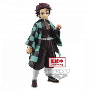 PREORDER - Banpresto Demon Slayer Kimetsu no Yaiba Grandista Tanjiro Kamado Figure (green)