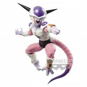 PREORDER - Banpresto Dragon Ball Z Full Scratch The Frieza Figure (purple)