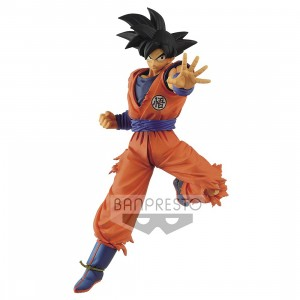 PREORDER - Banpresto Dragon Ball Super Chosenshi Retsuden II Vol. 6 Son Goku Figure (orange)