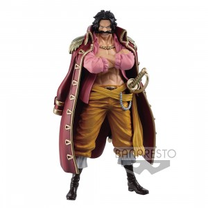 PREORDER - Banpresto DXF One Piece The Grandline Men Wano Kuni Vol. 12 Gol D. Roger Figure (red)