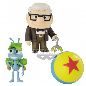 PREORDER - Banpresto Pixar Characters Pixar Fest Figure Collection Vol. 7 Set of 3 Figures (multi)