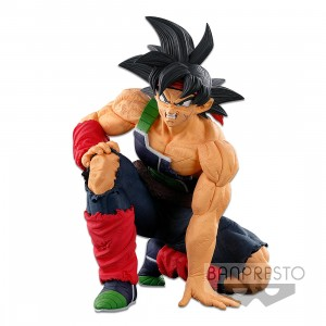 PREORDER - Banpresto Dragon Ball Super Banpresto World Figure Colosseum 3 Super Master Stars Piece The Bardock The Original Figure (red)
