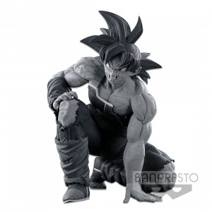 PREORDER - Banpresto Dragon Ball Super Banpresto World Figure Colosseum 3 Super Master Stars Piece The Bardock The Tones Figure (black)