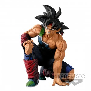 PREORDER - Banpresto Dragon Ball Super Banpresto World Figure Colosseum 3 Super Master Stars Piece The Bardock Two Dimensions Figure (red)
