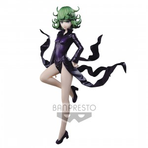 PREORDER - Banpresto One-Punch Man Espresto Shapely Terrible Tornado Figure (purple)