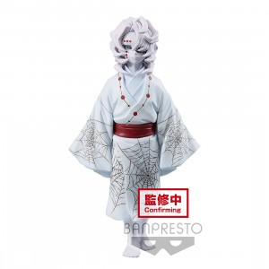 PREORDER - Banpresto Demon Slayer Kimetsu no Yaiba Demon Series Vol.2 Rui Figure (white)
