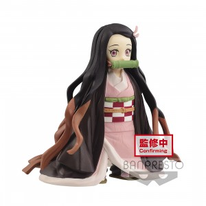 PREORDER - Banpresto Demon Slayer Kimetsu no Yaiba Figure Vol. 17 Nezuko Kamado Figure (pink)