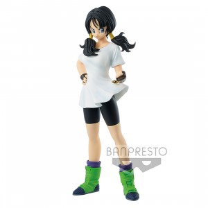 PREORDER - Banpresto Dragon Ball Z Glitter And Glamours Videl Figure - Ver A (green)