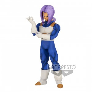 PREORDER - Banpresto Dragon Ball Z Solid Edge Works Vol.2 Trunks Figure (blue)