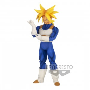 PREORDER - Banpresto Dragon Ball Z Solid Edge Works Vol.2 Super Saiyan Trunk Figure (yellow)