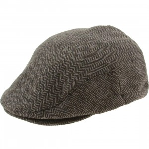 Brixton Hooligan Snap Cap (gray / black)